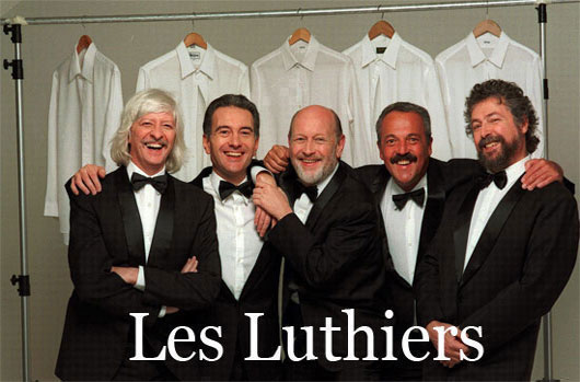 Les Luthiers muy bueno... Sus mejores frases graciosas