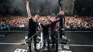 2Cellos en Rosario 2016: City Center