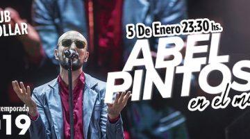 Abel Pintos en Tucumán 2019: Precios, horarios y entradas