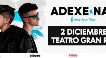 Adexe y Nau en Argentina 2018
