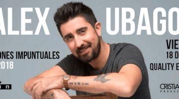 Alex Ubago en Córdoba 2018