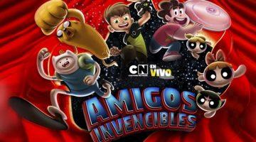 Amigos invencibles en el Teatro Coliseo 2018