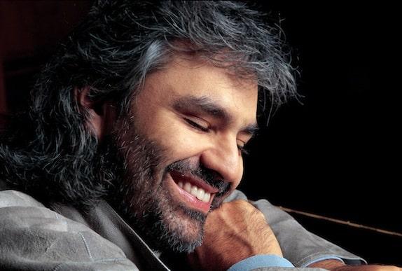 Andrea Bocelli en Argentina (GEBA)