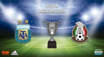 Argentina vs. México 2018 (Córdoba y Mendoza): Precios y entradas en venta