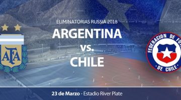 Argentina vs Chile en River 2017