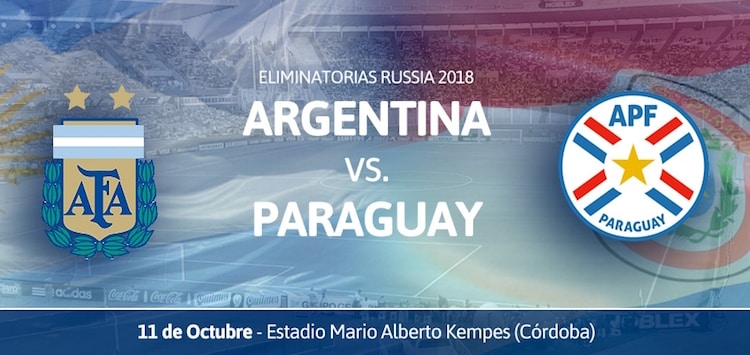 Argentina vs Paraguay 2016: Precios y entradas en venta