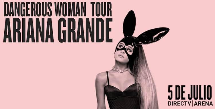 Ariana Grande en Argentina 2017: Precios y entradas en venta