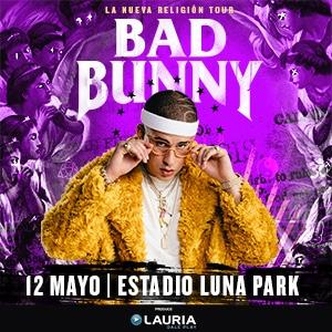 Bad Bunny en Argentina 2018: Precios y entradas en venta