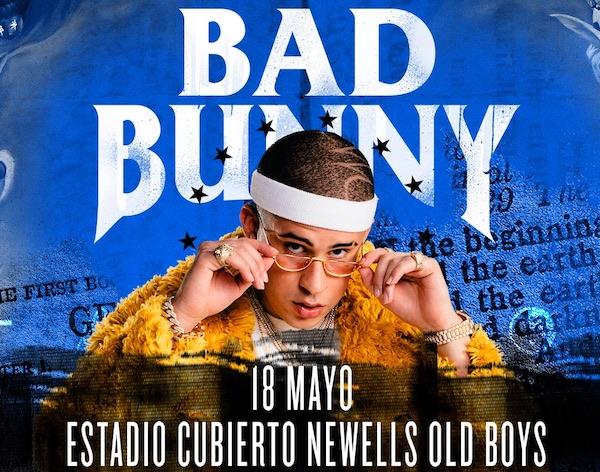 Bad Bunny en Rosario 2018: Precios y entradas en venta