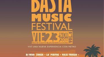 Basta Music Festival 2018