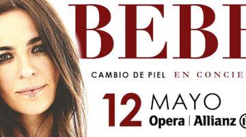 Bebe en Argentina 2016: Teatro Opera