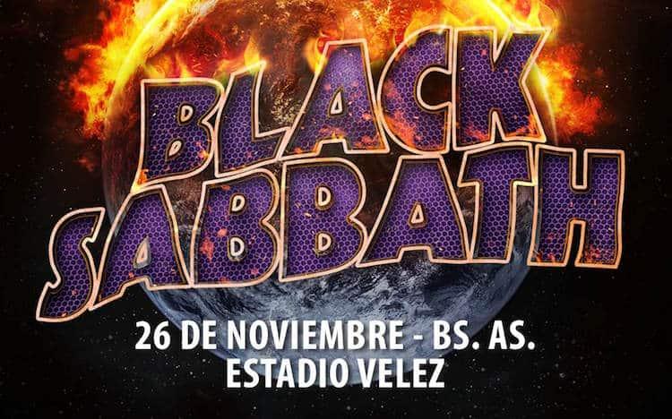 Black Sabbath en Argentina 2016: Precios y entradas en venta