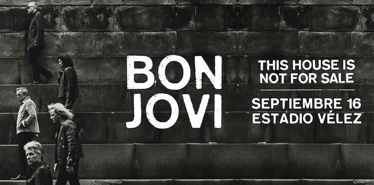 Bon Jovi en Argentina 2017: Precios y entradas en venta