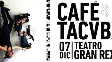 Café Tacuba en el Gran Rex 2017