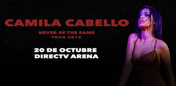 Camila Cabello en Argentina 2018: Precios y entradas en venta