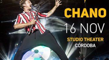 Chano en Córdoba 2018