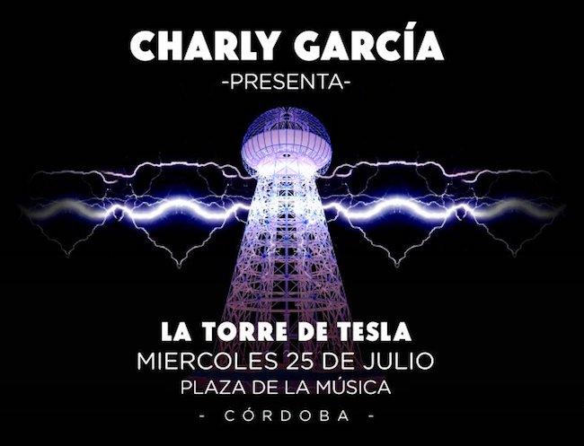 Charly García en Córdoba 2018: Precios y entradas en venta