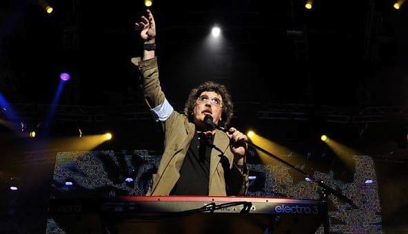 Charly Garcia en Mendoza 2012 (Arena Maipu)