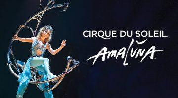 Cirque du Soleil en Rosario 2018: Amaluna