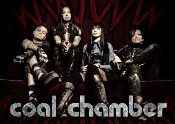 Entradas para Coal Chamber en Argentina 2012