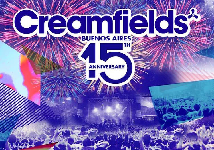 Creamfields Buenos Aires 2015: Precios y entradas en venta