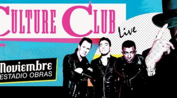Culture Club en Argentina 2017: Estadio Obras