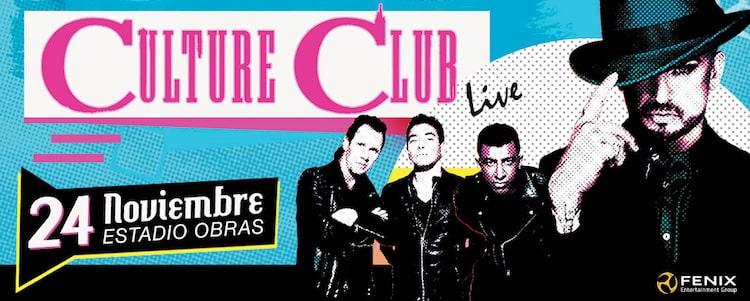 Culture Club en Argentina 2017: Precios y entradas en venta