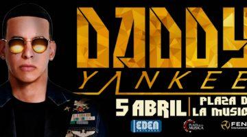 Daddy Yankee en Córdoba 2017