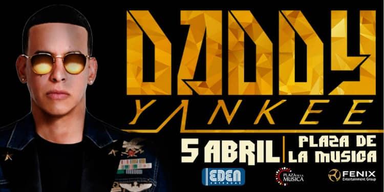 Daddy Yankee en Córdoba 2017: Precios y entradas en venta