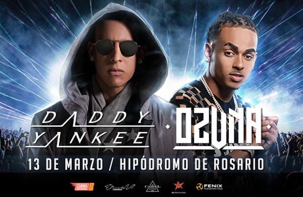 Daddy Yankee en Rosario 2018: Precios y entradas en venta