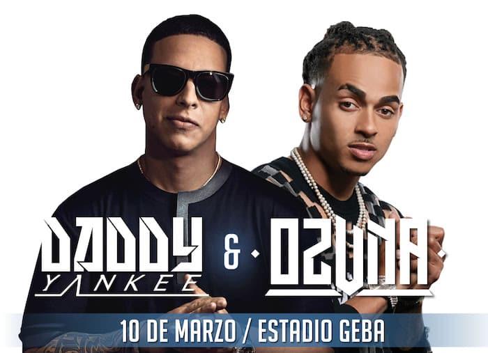 Daddy Yankee y Ozuna en Buenos Aires 2018: Precios y entradas en venta
