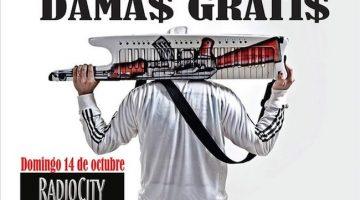 Damas Gratis en Mar del Plata 2018