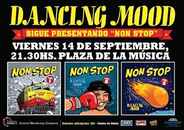 Entradas para Dancing Mood en Cordoba 2012: Plaza de la Musica