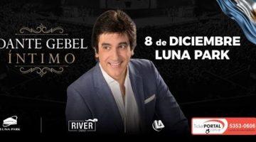 Dante Gebel en Argentina 2018: Luna Park