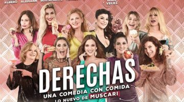 Derechas en el Teatro Regina: Elenco, funciones y entradas