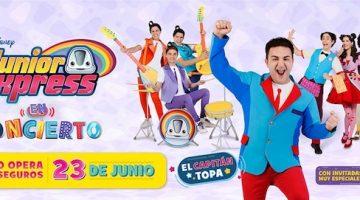 Disney Junior Express en Argentina 2018: Teatro Opera