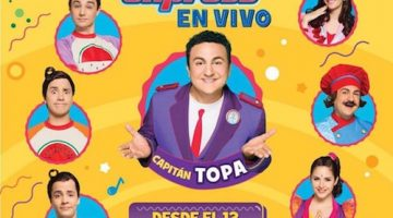 Disney Junior Express en Carlos Paz 2018