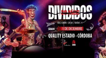 Divididos en Córdoba 2018: Espacio Quality