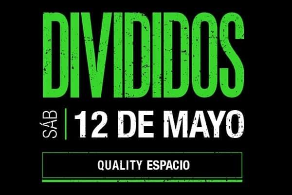 Divididos en Córdoba 2018: Precios y entradas en venta