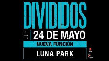 Divididos en el Luna Park 2018