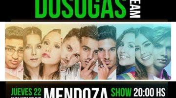 Dosogas en Mendoza 2018