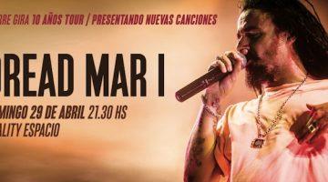 Dread Mar I en Córdoba 2018