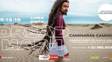 Dread Mar I en el Luna Park 2018
