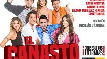 El Canasto en el Teatro Picadilly 2016