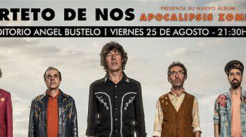 El Cuarteto de Nos en Mendoza 2017
