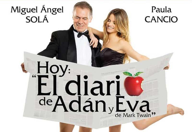 El diario de Adán y Eva en el Teatro Apolo 2015: Precios y entradas