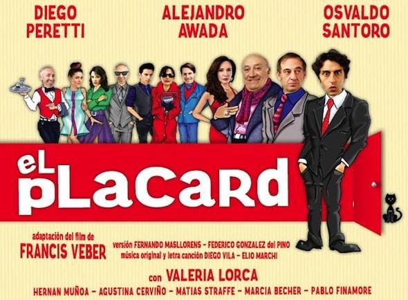 El Placard en el Teatro Lola Membrives: Precios y entradas en venta