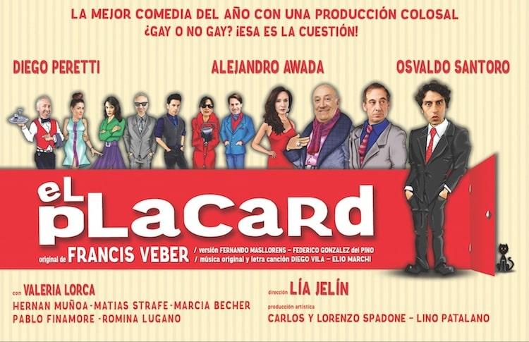 El Placard en el Teatro Maipo 2014: Precios y entradas en venta