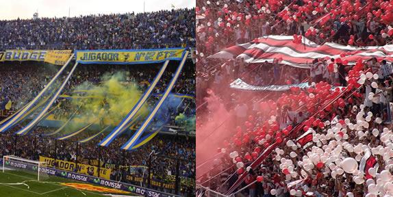 La historia de Boca vs River