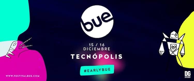 Festival BUE 2017 en Tecnópolis: Precios y entradas en venta